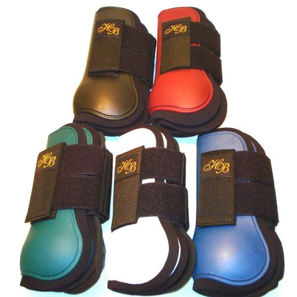 Zwarte Peesbeschermers - HB 1