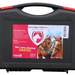 Horse Clipper Toilet Plus 2