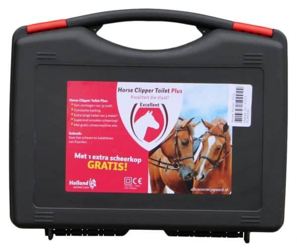 Horse Clipper Toilet Plus 1