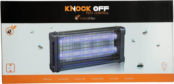 Knock Off Insectenlamp 2x15 Watt 4