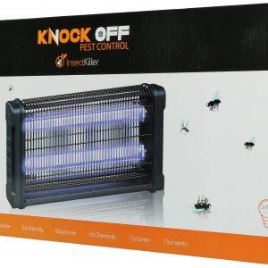 Knock Off Insectenlamp 2x15 Watt 10
