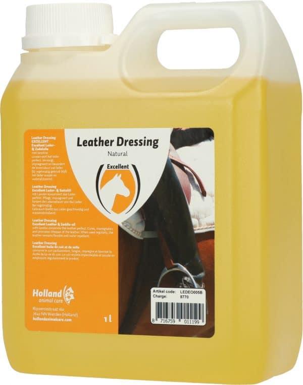 Leather Dressing Black 4