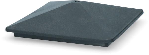 ZoneGuard Vierkant paalkapje 100 mm