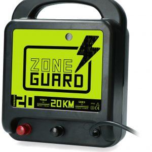ZoneGuard Schrikdraadapparaat Lichtnet 20 km 3