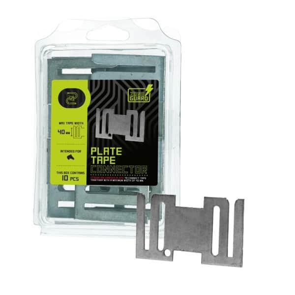 ZoneGuard Plaatje lintverbinder 40 mm 1
