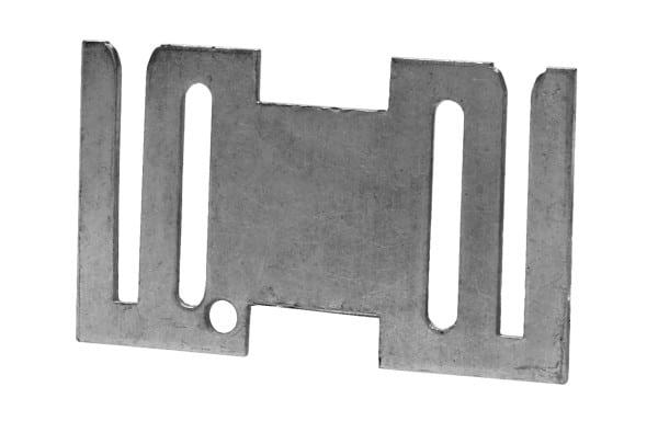 ZoneGuard Plaatje lintverbinder 40 mm 2