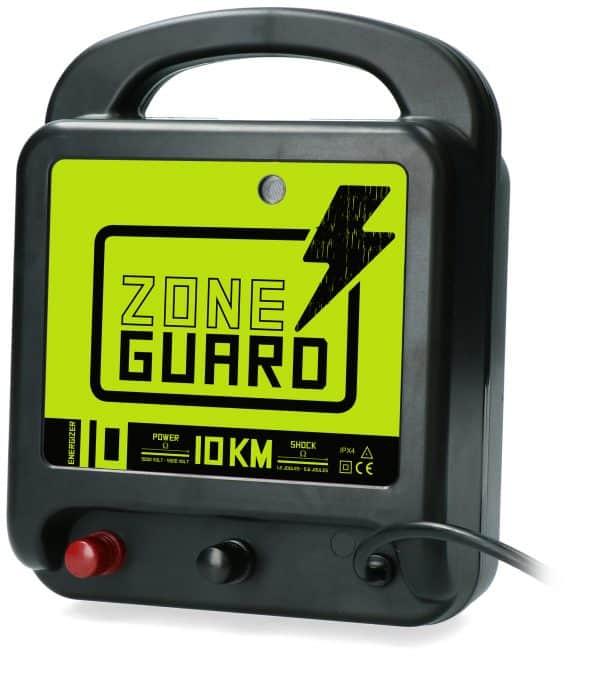 ZoneGuard Schrikdraadapparaat Lichtnet 10 km 2
