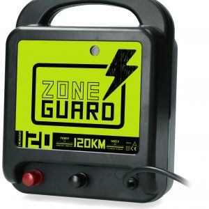 ZoneGuard Schrikdraadapparaat Lichtnet 120 km 4