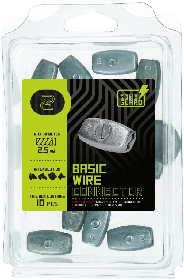 ZoneGuard Basic Draadverbinder 2,5 mm 2