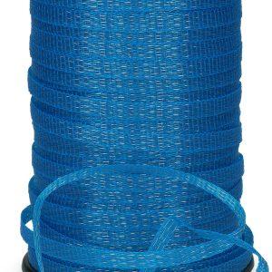 ZoneGuard 10 mm afwerend afrasteringslint blauw 200 m 4