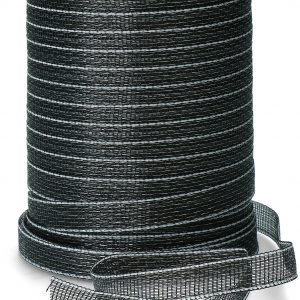 ZoneGuard 20 mm Basic afrasteringslint zwart 200 m 4