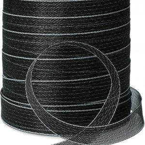 ZoneGuard Basic afrasteringslint 40 mm zwart 200 m 4