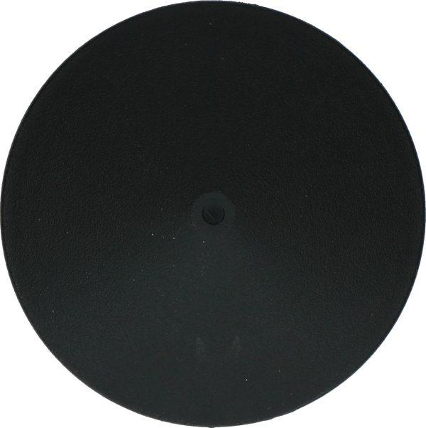 ZoneGuard Rond paalkapje 80mm 1
