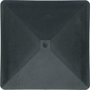 ZoneGuard Vierkant paalkapje 100 mm 10