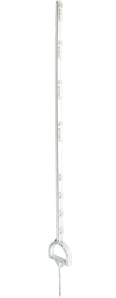 ZoneGuard Instappaal Stijgbeugel 155 cm wit