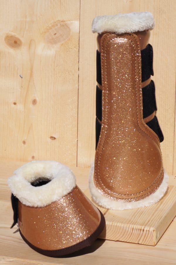 Dressage Boots Goud HB 1