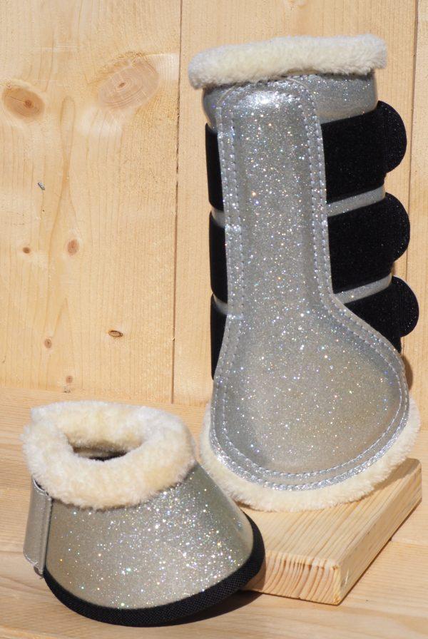 Dressage Boots Zilver HB 1
