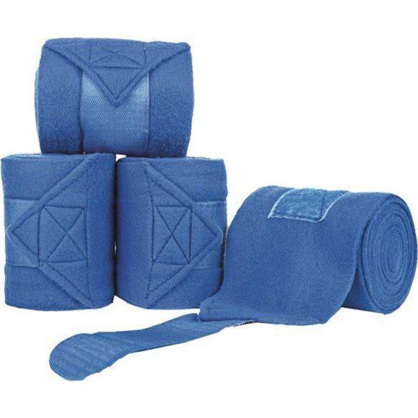 fleecebandages blauw