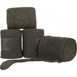 fleecebandages zwart